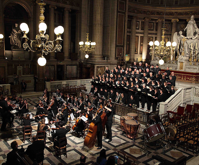 MOZART REQUIEM at La Madeleine Church