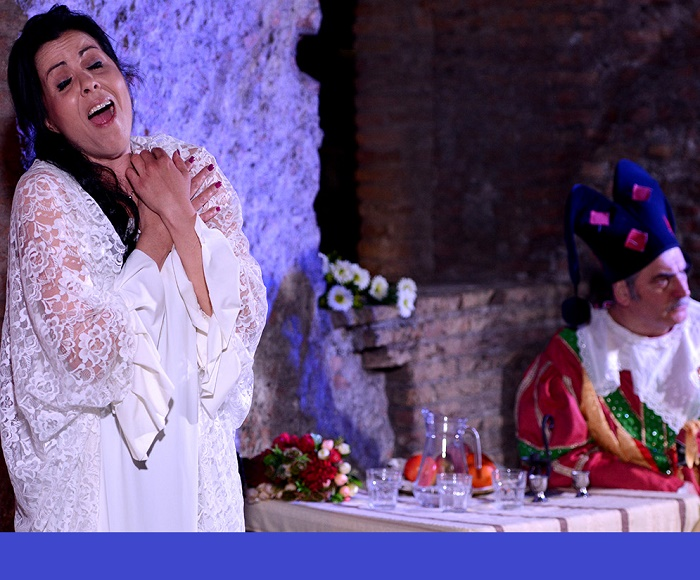 RIGOLETTO: Italian Opera Experience in Ancient Rome