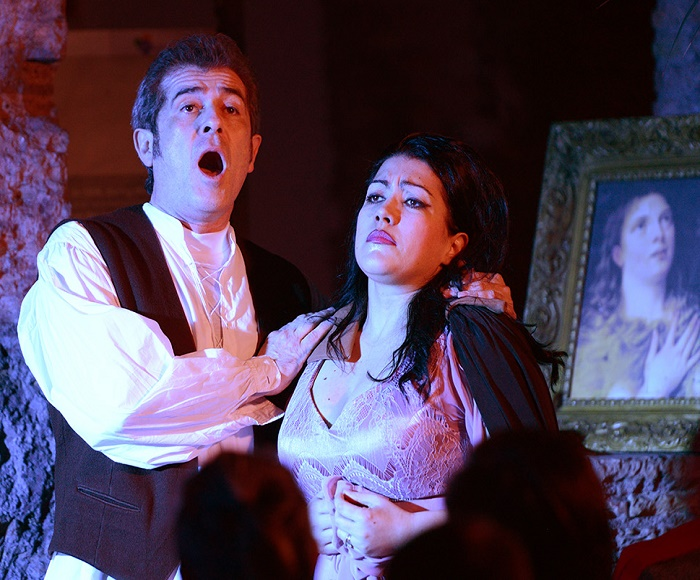 TOSCA: Italian Opera Experience in Ancient Rome
