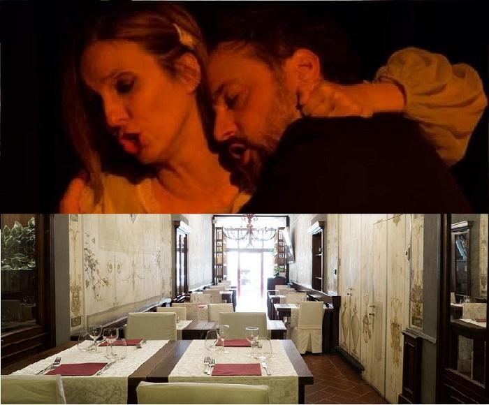 La Traviata a palazzo with dinner