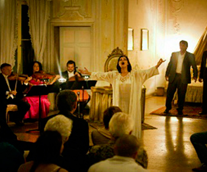 LA TRAVIATA (start at 5 PM)