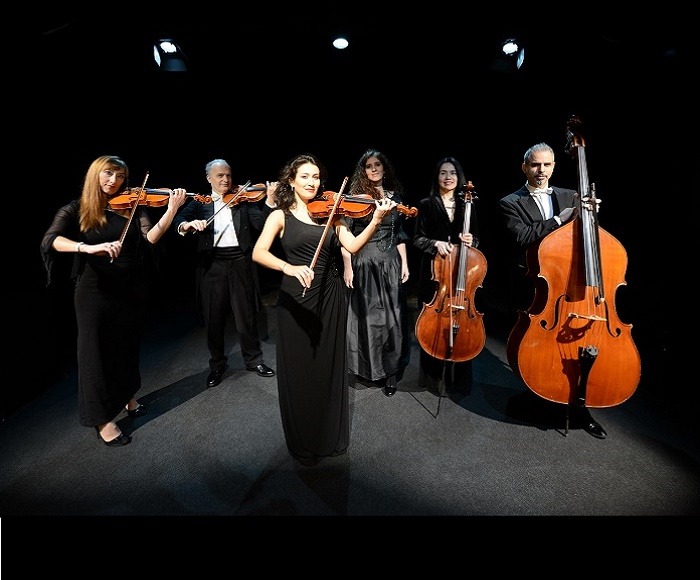 Vivaldi's Four Seasons Meets Bach's Masterpieces