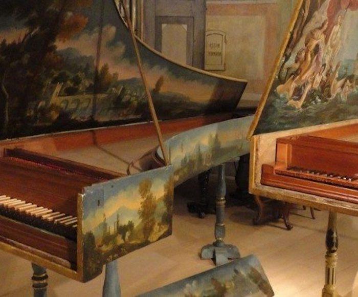 Concertos for solo and two harpsichords and arias for soprano. Liesl Odenweller, Soprano - Marija Jovanovic, Harpsichord - Carlo Steno Rossi, Harpsichord - Venice Music Project Ensemble