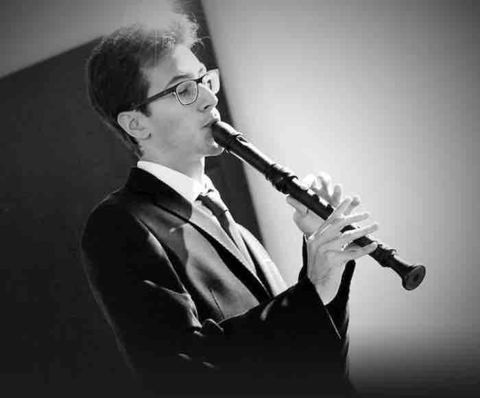 THE SWEET SOUND of the BAROQUE FLUTE Arias and chamber music for solo flute, soprano, and ensemble - Fabiano Martignago, Flauto - Liesl Odenweller, Soprano - Venice Music Project Ensemble