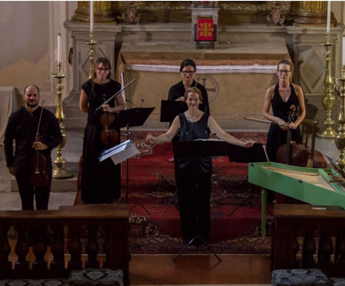 Celebrate with us the birthday of one of Venice's most beloved composers! Liesl Odenweller, Soprano - Venice Music Project Ensemble