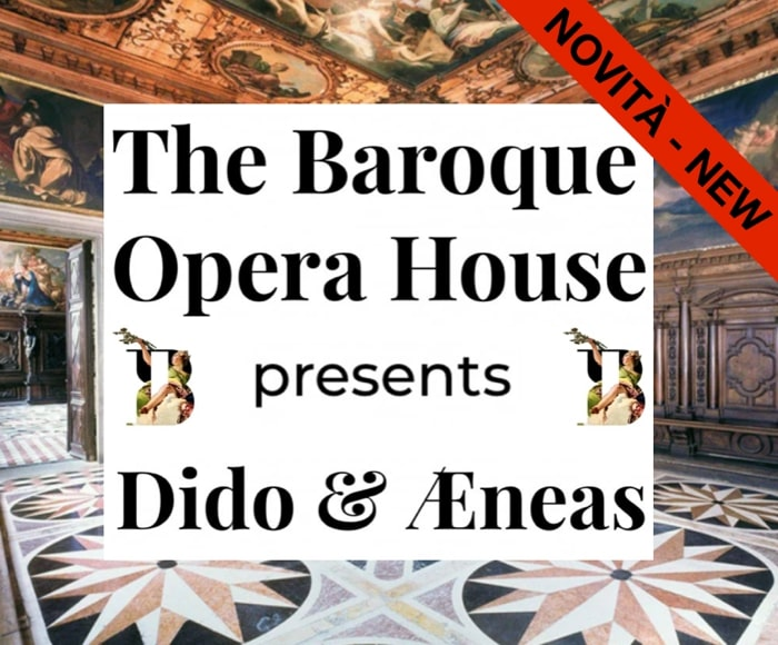 A three-act opera set to music by Henry Purcell with libretto by Nahum Tate and performed at Scuola Grande dei Carmini. Music performed with original instruments from the Baroque period.