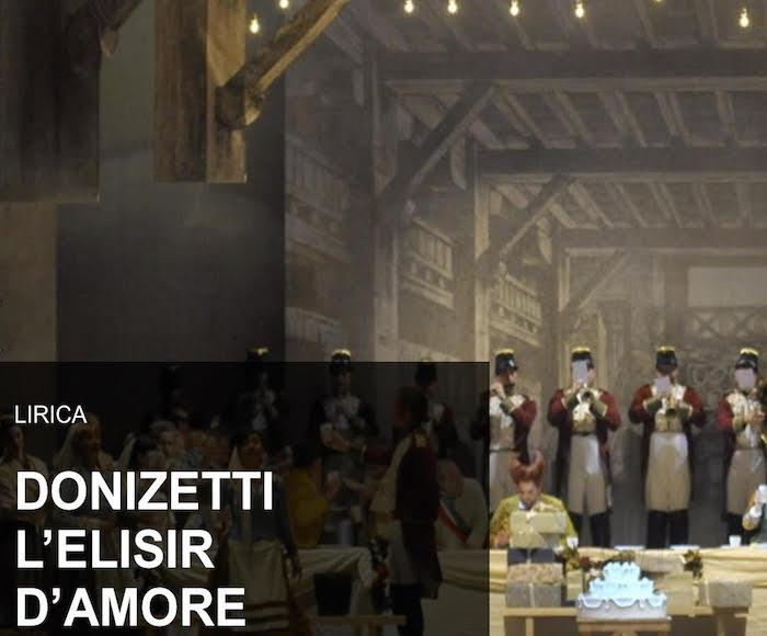 La Fenice Opera House Choir & Orchestra - Conductors: Riccardo Frizza (20,28/4 - 6,12,18/5 - 5/6), Sesto Quatrini (23,25,27,29,31/5 - 3/6) - The opera's premiere in Milan in 1832 was a triumph...