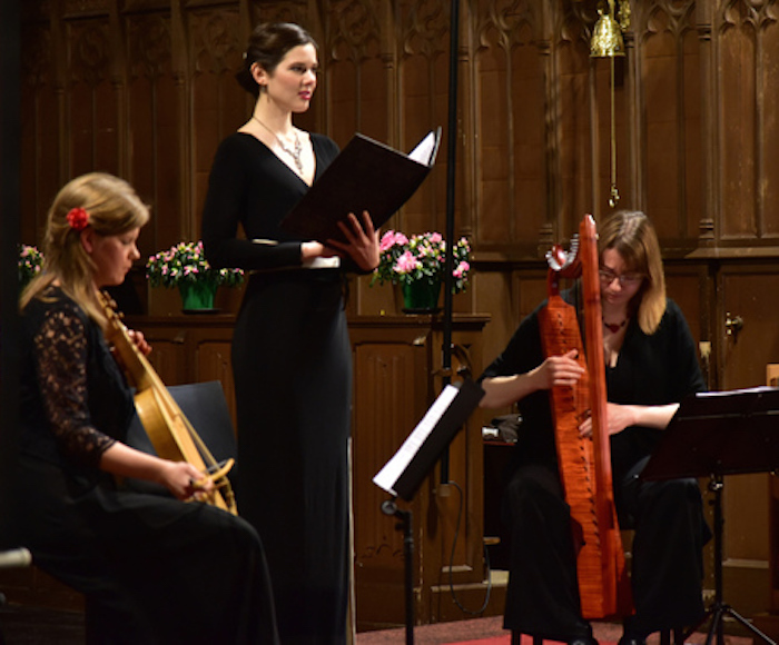 Through the secular music of Flemish polyphony from the Burgundian Court of the 15th century, Ensemble Isabella opens a window to the early Renaissance and reveals the fascinating story and cultural context behind this captivating music.