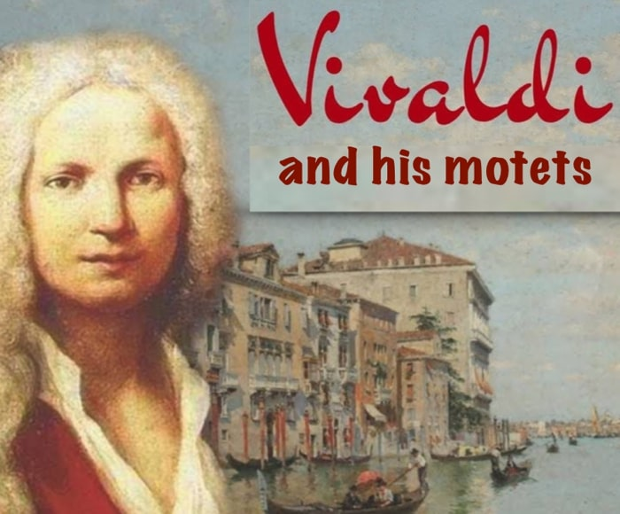Heaven and Tempestuous Seas are featured in Vivaldi's Sacred Motets! Liesl Odenweller, Soprano - Venice Music Project Ensemble