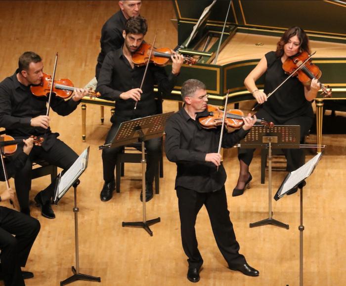 Vivaldi: Concerto for violin RV. 199 il Sospetto - Concerto for strings RV. 160 IX