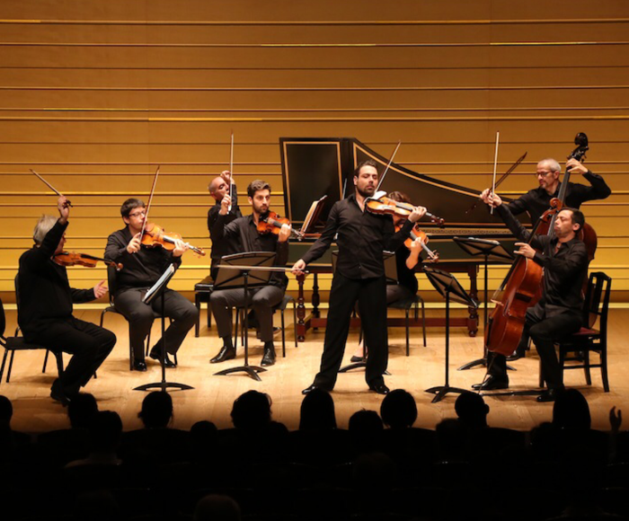 Vivaldi: Concerto for violin op. 3 n. 3 Estro Armonico - Concerto for 2 violins RV. 510 - Concerto for violin RV. 278 - Sinfonia for strings RV. 709 from the Opera