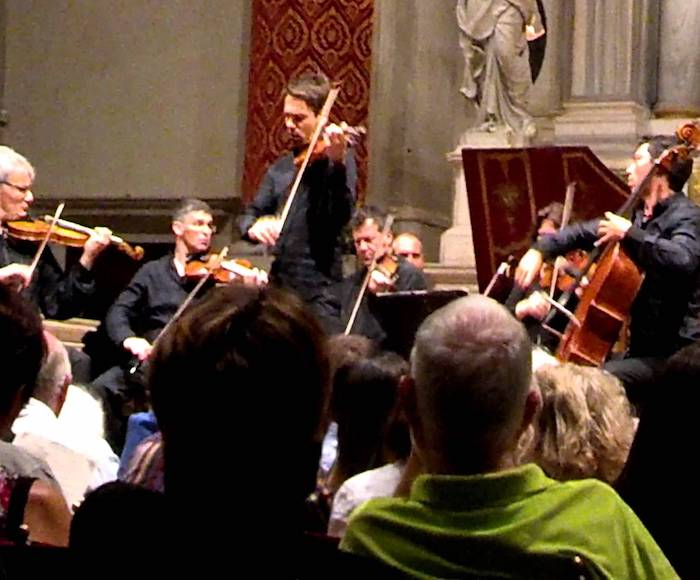 Vivaldi: Concerto for violin RV.364, Concerto for 4 violins, cello op.3 n.4 da