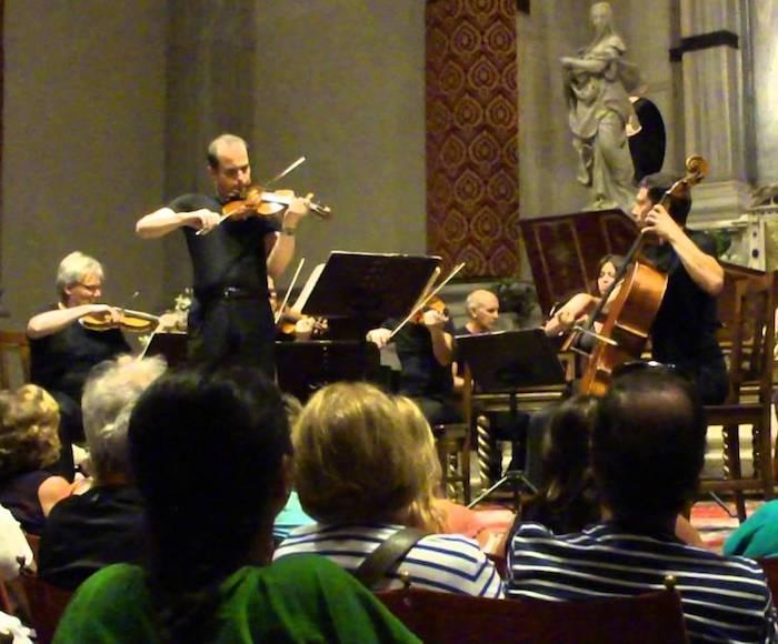 Vivaldi: Concerto per violino RV 189