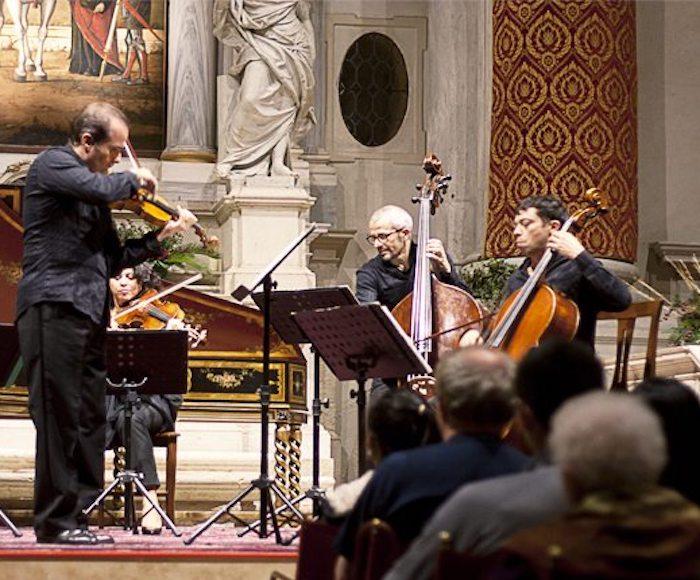 Vivaldi: Concerto per violino RV.364, Sinfonia per archi RV. 711 dall'opera