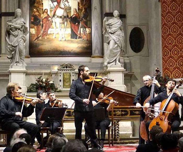 Vivaldi: Violin Concert op.4 n.9, 4 violins Concert op.3 n.10, Violin concert op.9 n.1, 2 Violins, Cello Concert op.3 n.2, Concert RV 152 - De Sarasate: