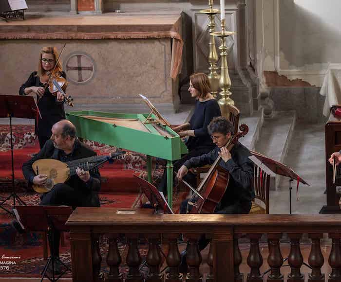 Venice Music Project invites you to join us on a musical voyage from Venice to France, exploring the great music of both republics.