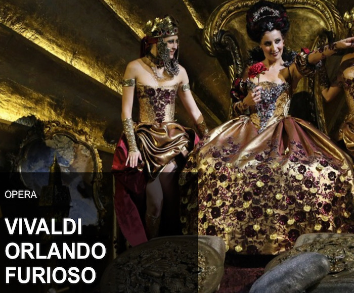 "The marvellous ""golden octaves"" by Ludovico Ariosto and his Orlando furioso undoubtedly hold an irresistible attraction for many composers (not only Vivaldi, but also Händel, Mayr, Lully), but perhaps it is the pages by the"