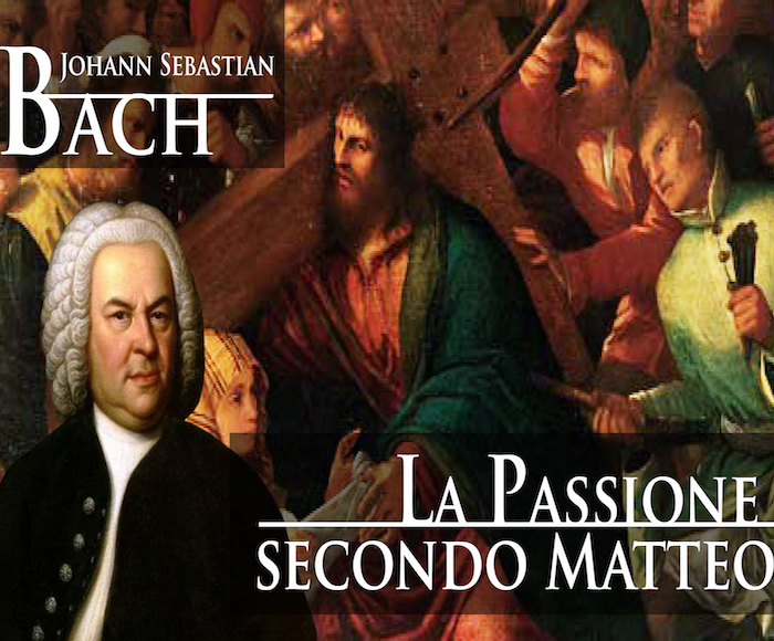 Among Bach's greatest masterworks, the