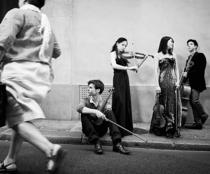 Reynaldo Hahn: Quatuor à cordes n° 1 - Gabriel Fauré: Quatuor à cordes en mi mineur op. 121 - QUATUOR HERMÈS