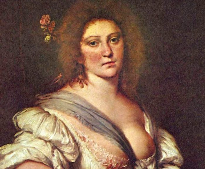 To celebrate her 400th birthday, we present music by Baroque composer and soprano Barbara Strozzi - Music by B.Strozzi and others - Elena Biscuola, contralto - Venice Music Project Ensemble
