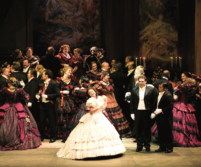 "Experience ""La Traviata"" by Giuseppe Verdi in the extraordinary atmosphere of St. Paul's Within the Walls Church in Rome. Live the most romantic opera ever, exclusively performed by internationally singers with choir, orchestra, ballet"