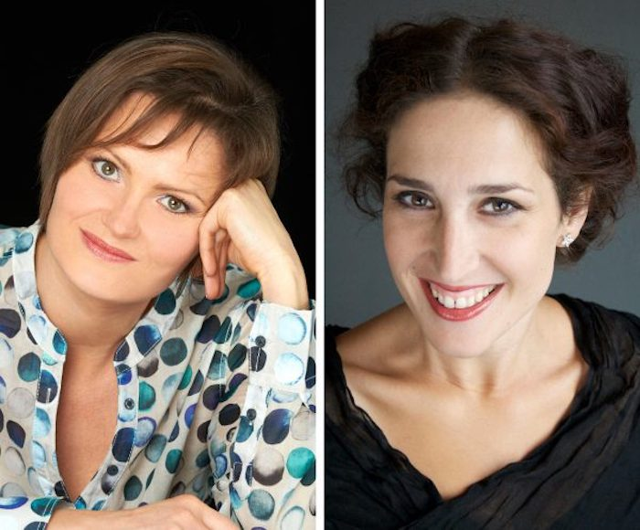 Chantal Santon Jeffery, soprano - Juliette Mars, mezzo-soprano - Jérôme Boutillier, baritone - Marine Thoreau La Salle, piano