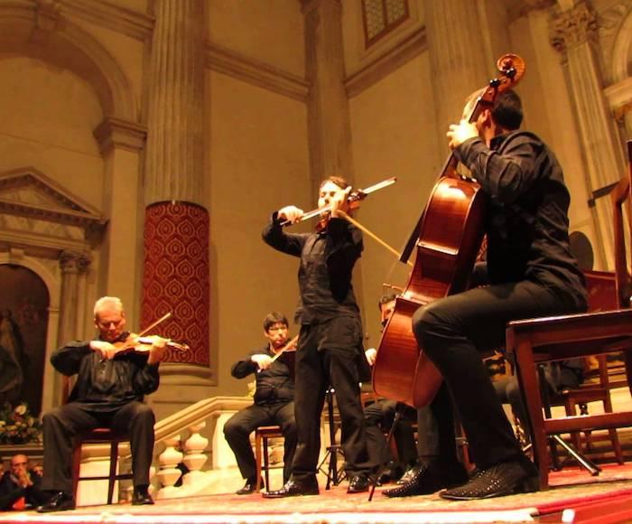 Vivaldi: String Concert RV 134, Viuolin Concert op.11 n.2