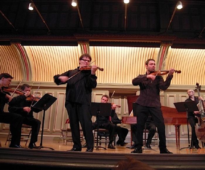Vivaldi: Concerto RV. 123, Concerto op.4 n.4