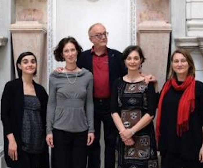 Venice Music Project has the pleasure of welcoming  the Ensemble Oktoechos and their director Lanfranco Menga, who will perform a program of motets for mixed voices. Ensemble Oktoechos - Lanfranco Menga