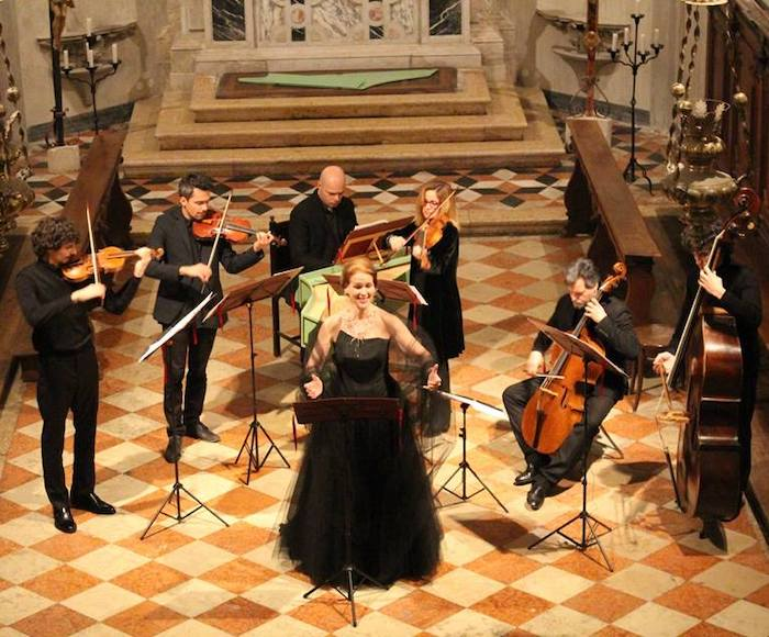 Concert Season 2019 PART TWO, from September to November. VENICE MUSIC PROJECT ENSEMBLE. RESERVATIONS ARE OPEN