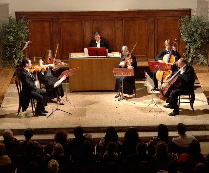 A brillant performance of Vivaldi's