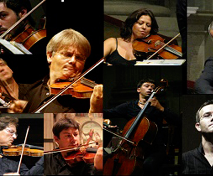 Vivaldi: Concerto RV 157, Concerto Op.12 n.1, Sinfonia RV 700 dall'opera